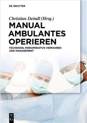 Cover Manual Ambulantes Operieren