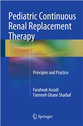 Cover Pediatric Continuous Renal Replacement Therapy