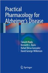 Cover Practical Pharmacology for Alzheimers Disease