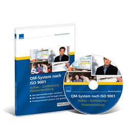 Cover QM-System nach ISO 9001 / CD-ROM