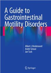Cover A Guide to Gastrointestinal Motility Disorders