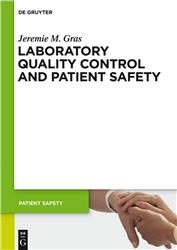 Cover Laboratory Quality Control and Patient Safety
