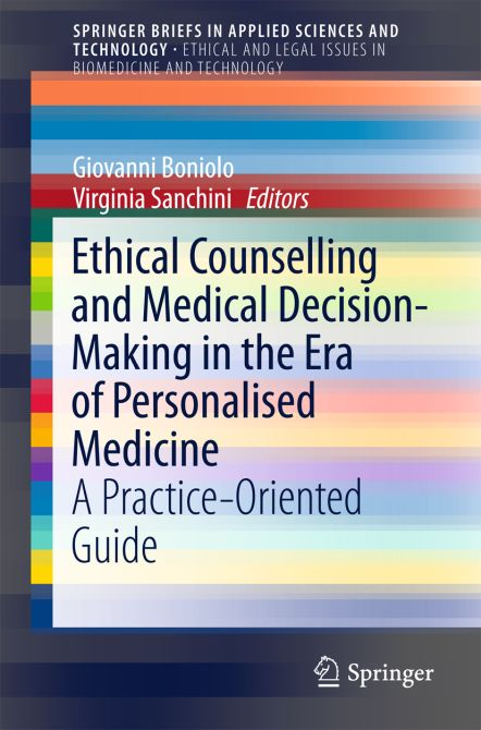 Ethical Counseling and Medical Decision-Making in the Era of Personalized Medicine.