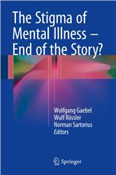 Cover The Stigma of Mental Illness - End of the Story?