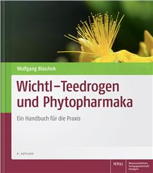 Cover Wichtl - Teedrogen und Phytopharmaka
