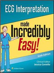 Cover ECG Interpretation Made Incredibly Easy