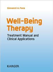 Cover Well-Being Therapy