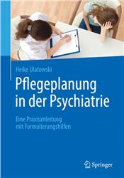 Cover Pflegeplanung in der Psychiatrie