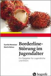 Cover Borderline-Störung im Jugendalter