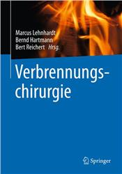 Cover Verbrennungschirurgie