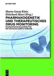 Cover Pharmakogenetik und Therapeutisches Drug Monitoring