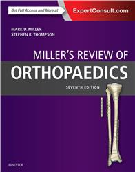 Cover Miller's Review of Orthopaedics