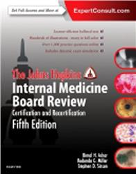 Cover Johns Hopkins Internal Medicine Board Review