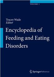 Cover Encyclopedia of Feeding and Eating Disorders