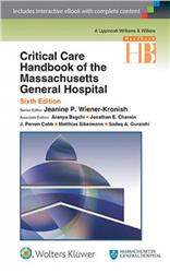 Cover Critical Care Handbook of the Massachusetts General Hospital