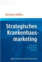 Cover Strategisches Krankenhausmarketing