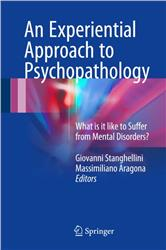Cover An Experiental Approach to Psychopathology