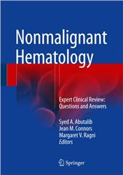 Cover Nonmalignant Hematology
