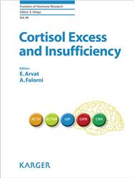 Cover Cortisol Excess and Insufficiency