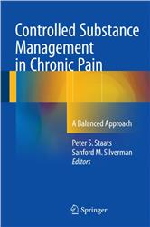 Cover Controlled Substance Management in Chronic Pain
