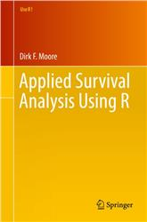 Cover Applied Survival Analysis Using R