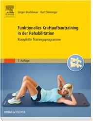 Cover Funktionelles Kraftaufbautraining in der Rehabilitation