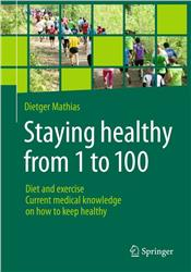 Cover Staying healthy from 1 to 100