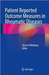 Cover Patient Reported Outcome Measures in Rheumatic Diseases