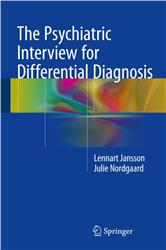 Cover The Psychiatric Interview for Differential Diagnosis