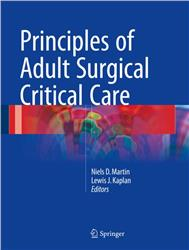 Cover Principles of Adult Surgical Critical Care