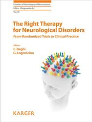 Cover The Right Therapy for Neurological Disorders