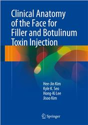 Cover Clinical Anatomy for Botulinum Toxin and Filler