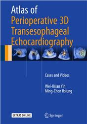 Cover Atlas of Perioperative 3D Transesophageal Echocardiography