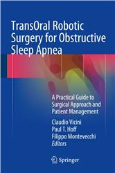 Cover TransOral Robotic Surgery for Obstructive Sleep Apnea