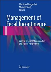 Cover Management of Fecal Incontinence
