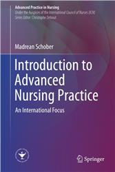 Cover Introduction to Advanced Nursing Practice