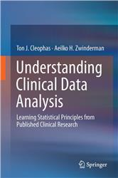 Cover Understanding Clinical Data Analysis
