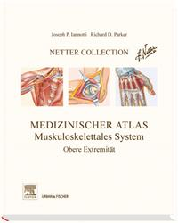 Cover Netter Collection - Medizinischer Atlas - Muskuloskelettales System