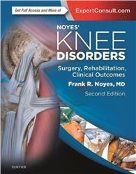 Cover Noyes' Knee Disorders - Surgery, Rehabilitation, Clinical Outcomes