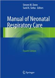 Cover Manual of Neonatal Respiratory Care