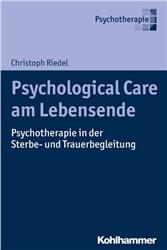 Cover Psychological Care am Lebensende