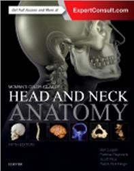 Cover McMinn's Color Atlas of Head and Neck Anatomy