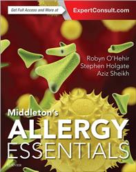 Cover Middleton's Allergy Essentials