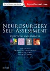 Cover Neurosurgery Self-Assessment