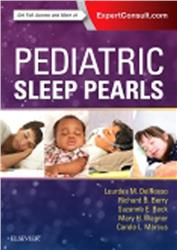 Cover Pediatric Sleep Pearls