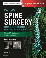 Cover Benzel's Spine Surgery - 2-Volume Set - Techniques, Complication Avoidance and Management