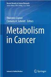 Cover Metabolism in Cancer