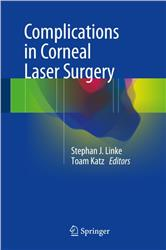 Cover Complications in Corneal Laser Surgery