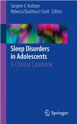 Cover Sleep Disorders in Adolescents