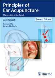 Cover Principles of Ear Acupuncture
